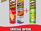 Pringle Buy 2 Get 1 Free Offer