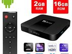 Android 4K TV BOX-16GB (NEW)
