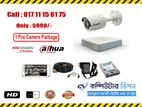 Hikvision CC Camera Package 5990/-