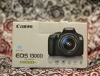 Canon 1300D 18-55 kit lens
