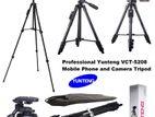 100% Original VCT-5208 Bluetooth Tripod for Mobile DSLR Camcorder