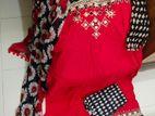 Beautiful jorget coton dress