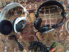 headphones combo