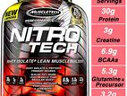 MuscleTech Nitrotech [USA]