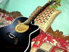 exacting complete quality acoustic guitar