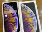 Apple iPhone XS Max 256gb Gold Box Dual (Used)