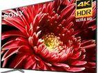 Update 75 Inch KD-X8000G Smart Wi-Fi HDR LED TV