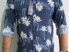 China Linen full shirt ( L, M )