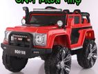 Children's Energetic Jeep Car Rechargeable