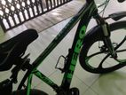 Hero hunk bicycle