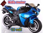 Baby R15 ride on charger battery