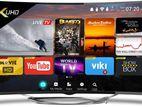 "Triton 32""Metallic Design Android LED TV SLIM Model"