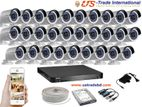 2MP Hikvision 29 Full HD CCTV Package