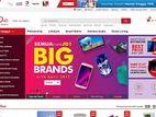 E-commerce Website Develop with Design
