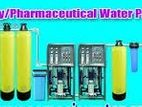 Dual RO Battery Water Plant Production Capacity 2400 Bottle