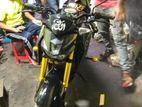 Yamaha M-SLAZ bike 2016