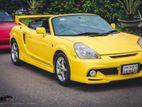 Toyota MR2 Spyder / Mrs 2003