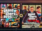 GTA V Premium Edition + Online Bonus Starter Pack