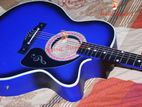 (Code: 78XV) toot sound quality Blue color super guitar
