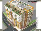 36month installment facilities luxurious new apartment 1050sft khilga