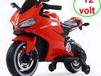 Baby Suzuki gixxer electric motorcycle