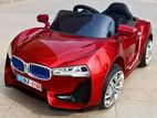 Kid's rechargeable BMW Ride on car
