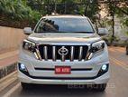 Toyota Land Cruiser PRADO TXL white 2014