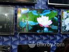 "BEST SELL JVCO 32"" DUAL GLASS RAM 1 GB 4K BRAND NEW LED TV"