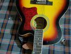 acoustic guitar electric dives system