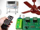 Remote control Fan ,Light ,tv etc device