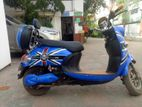 Scooter 80cc 2019