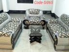 Latest Sofa : 2+2+1=5seat+Tea Table. Model - Si065