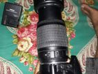 DSLR Camera D3100 With 55-200 mm Zoom Lence