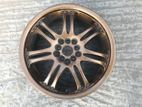 """17"""" Rims For Sell Or Exchange With 15"""" And Tyre."""
