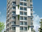 Exclusive Ongoing flat at Chandrima Model Mohammadpur