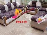 CWS-S-38 (3+2+1=6 SEAT SOFA)