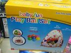 Ball House For Kid with 100 Hundred pice