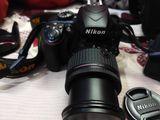 Nikon D3400 with kitlens 18-55