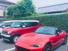 Mazda MX-5 S Special Red 2015