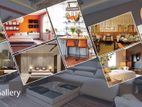 Total interior design & solution