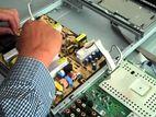 big screen LED TV repair at home