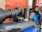 Nikon Camera With Three lens and Remote Controlling