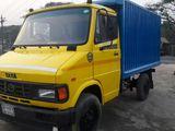 Tata 407ex covered van 2010