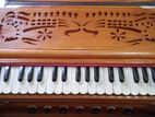 A used harmonium will be sold