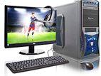 """নতুন 1000GB/8GB গ্রাফিক্স Core i3 PC & Monitor 20"""" LED"""