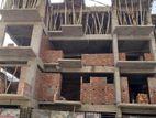Semiday flat1435sft(3bed&5bath)24installment & bank loan,banasre A block