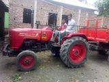 mahindra 275 di with hydrolic trolly