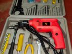 Drill mechine set 100 pieces