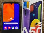 Samsung Galaxy A50s 6+128gb BD Official (Used)