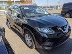 Nissan X-Trail sunroof 2015